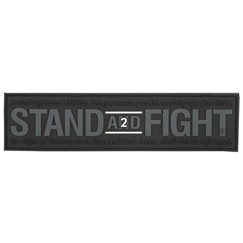 Stand And Fight 2nd Amendment Patch