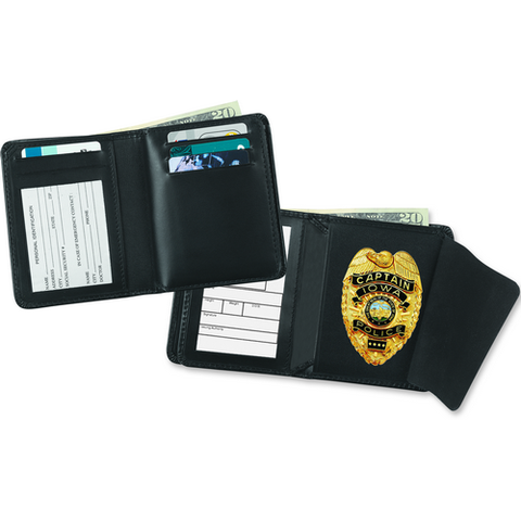 Deluxe Hidden Badge Wallet