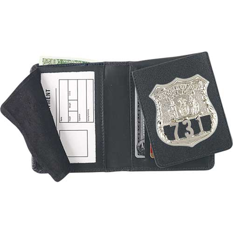 Flip-out Badge Wallet - Dress