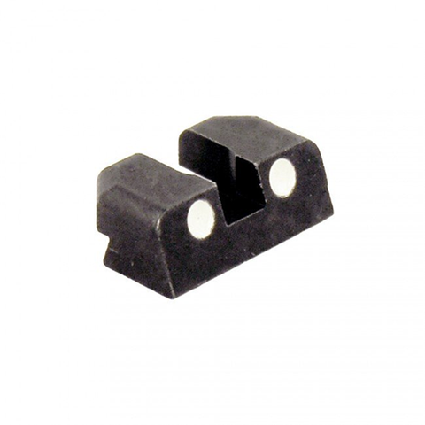 (10 Pack) Rear Sight, Contrast