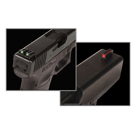 Tfo Tritium-fiber-optic Sights M&p