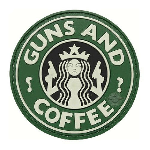 Guns & Coffee Morale Patch