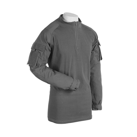 Combat Shirt with Zipper