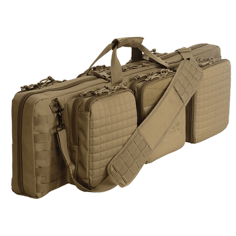 Double Sided Deluxe 42 Padded Weapons Case