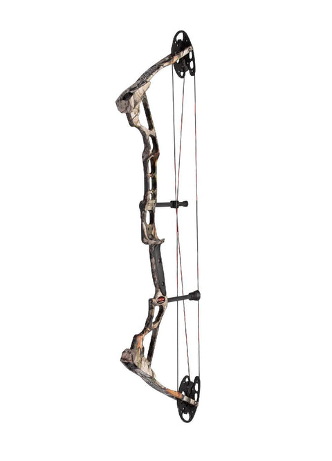 Darton Recruit Youth Compound Bow Pkg Vista Camo 35-50lb LH