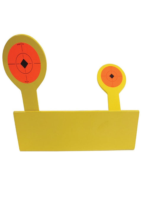 USA World of Targets Bushwacker .22 Steel Target