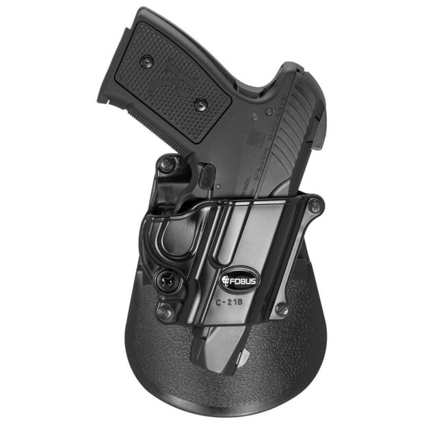 Fobus Compact Paddle Holster 1911 Style-Right Hand