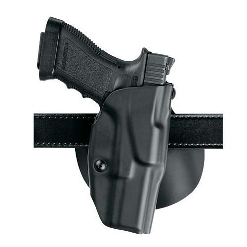 "Safariland 6378 ALS Concealment Paddle Holster STX RH Fits S&W M&P .45 w/ & w/o manual thumb safety 4.5"" BBL"