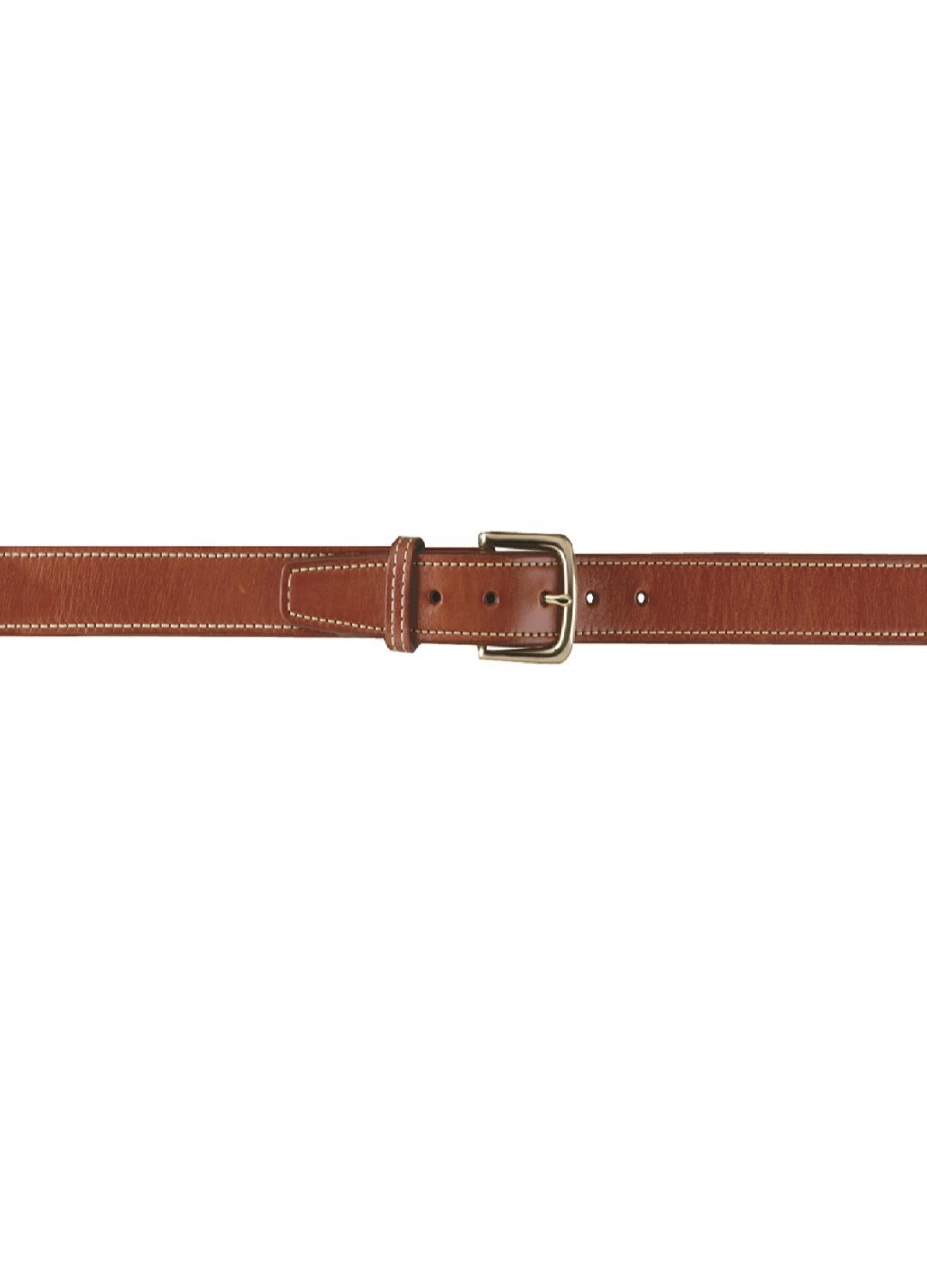GandG Chestnut Brown 1 1-2 inch Shooters Belt size 28
