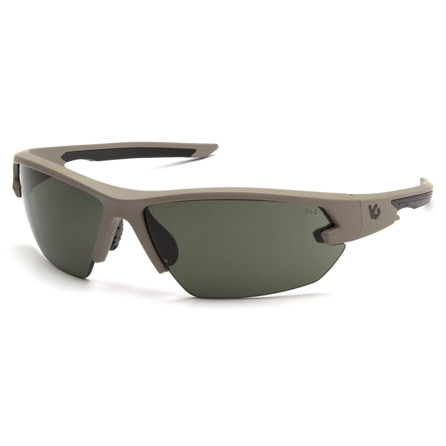 Venture Gear Semtex 2.0 Tan Frame Gray Anti Fog Lens