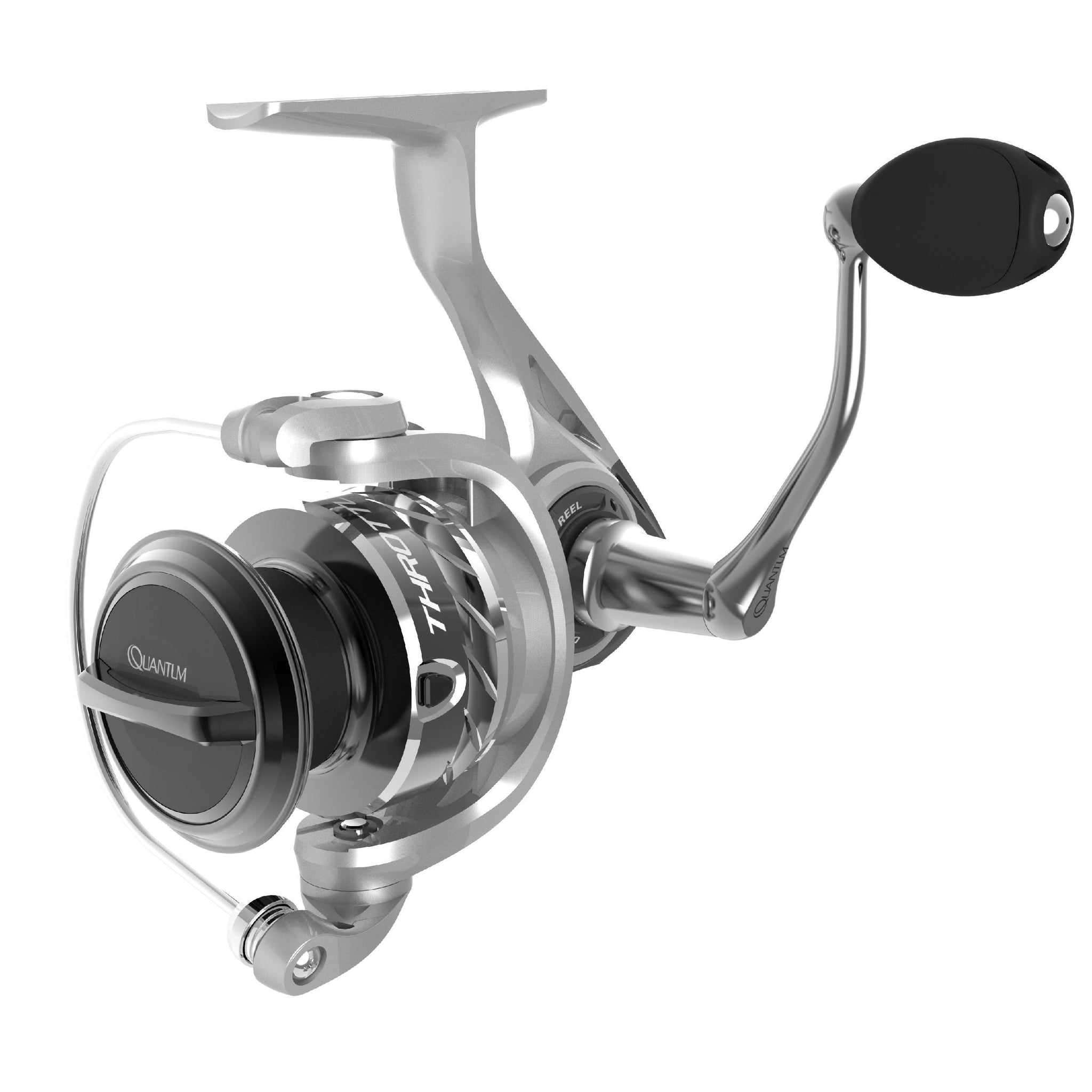 Zebco Throttle 30Sz Spin Reel