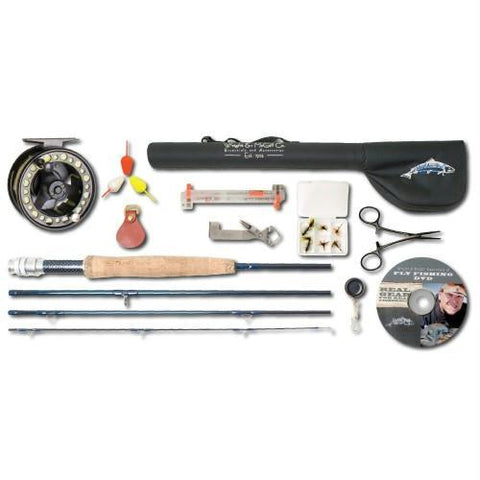 Wright & McGill Plunge Fly Fishing Collection (3-4)