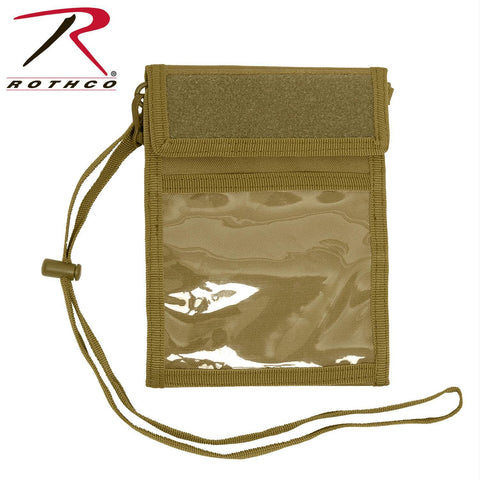 Rothco Deluxe ID Holder