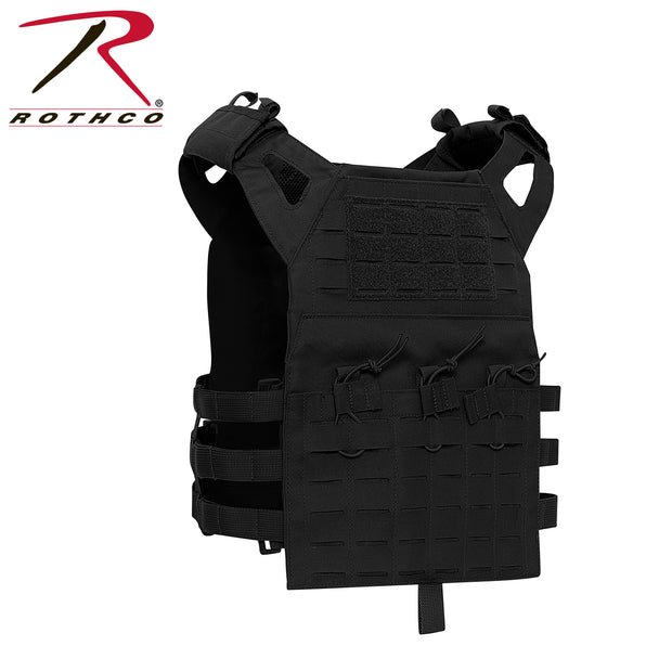 Rothco Laser Cut Lightweight Armor Carrier MOLLE Vest