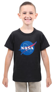 Rothco Kids NASA Meatball Logo T-Shirt
