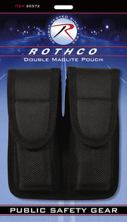 Rothco Enhanced Molded Dual Magazine Pouch