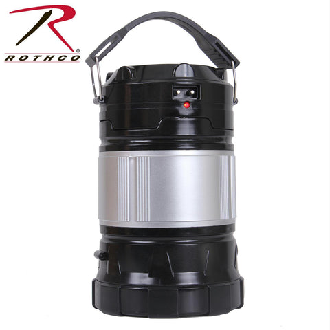Rothco Solar Lantern Torch and Charger