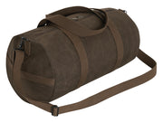 Rothco Wax Canvas Shoulder Duffle Bag - 19 Inch