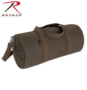 Rothco Wax Canvas Shoulder Duffle Bag - 24 Inch