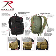 Rothco Tactisling Transport Pack