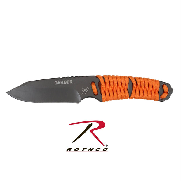 Gerber Paracord Fixed Blade Knife-Bear Grylls