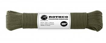 Rothco Polyester Paracord