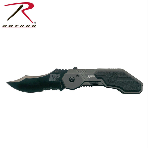 Smith & Wesson Assisted Opening Military & Police Knife