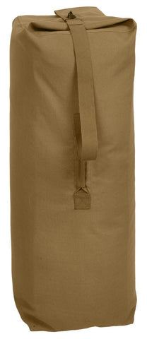Rothco Heavyweight Top Load Canvas Duffle Bag 537798842c383
