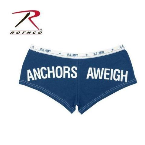 Rothco Anchors Aweigh Booty Shorts XS