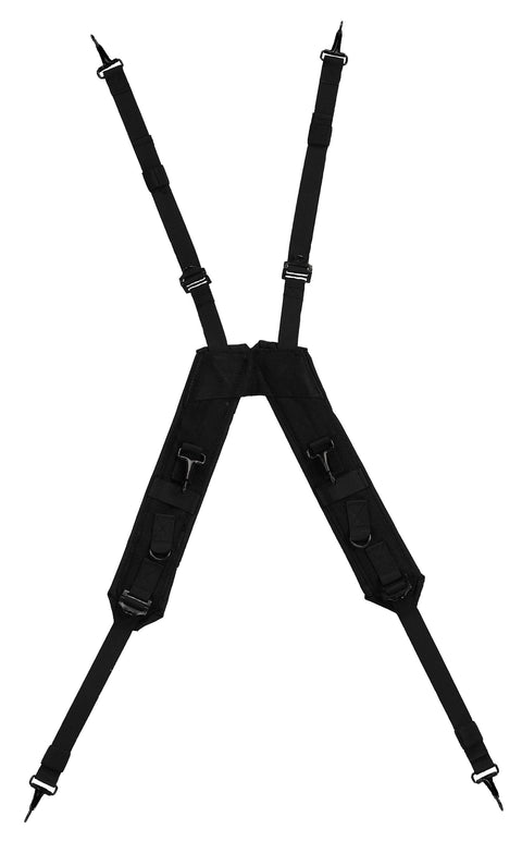 Rothco GI Type Enhanced H Style LC-1 Suspenders