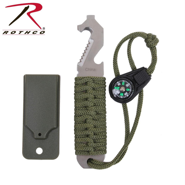 Rothco Paracord Survival Pry Tool