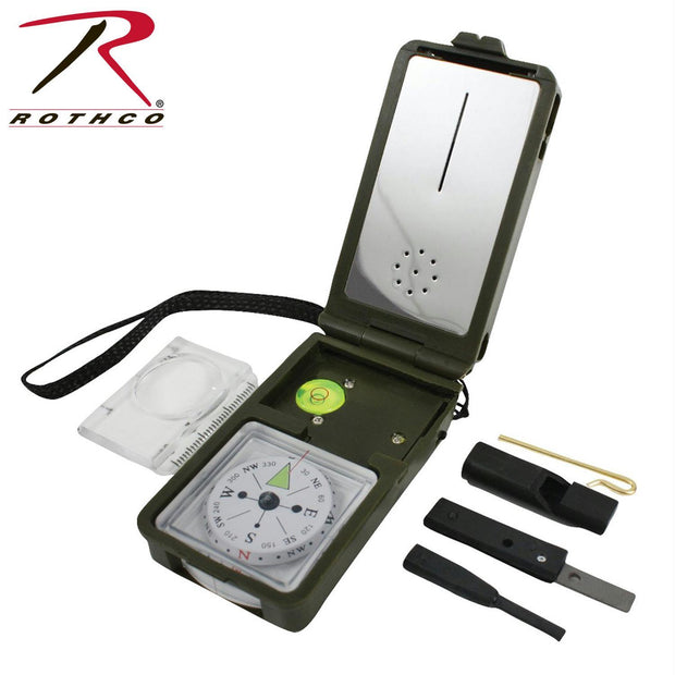 Rothco Multi-Function Compass Kit