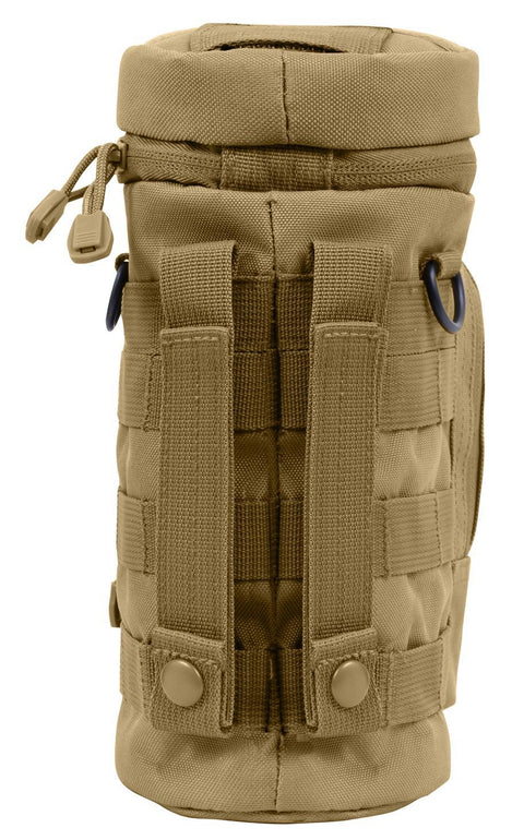 Rothco Water Bottle Survival Kit With MOLLE Compatible Pouch