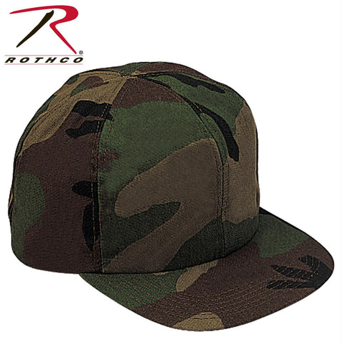 Rothco Kid's Adjustable Camo Cap