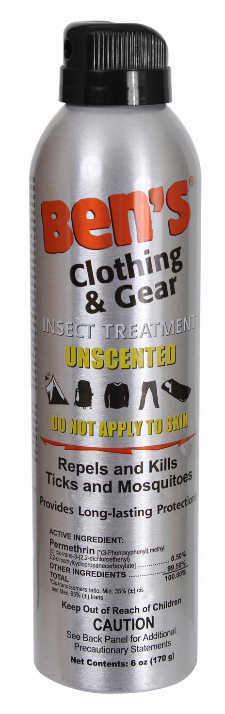 Ben's Clothing And Gear Continuous Insect Repellent 6oz