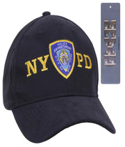 Officially Licensed NYPD Adjustable Cap With Emblem