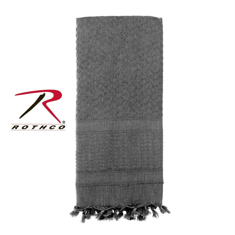 Rothco Solid Color Shemagh Tactical Desert Scarf