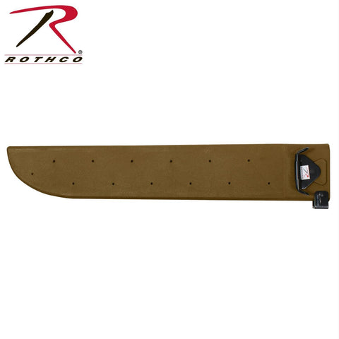Rothco G.I. Type Plastic Machete Sheath