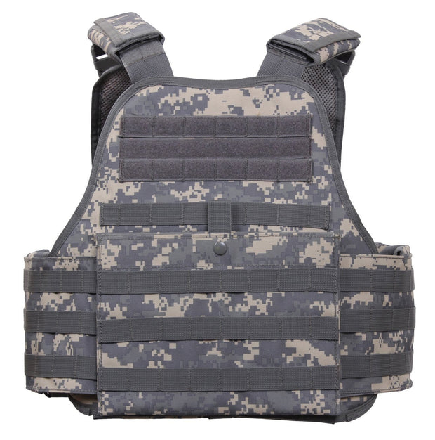 Rothco MOLLE Plate Carrier Vest