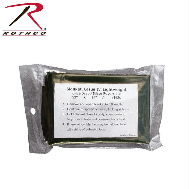 Rothco Lightweight Survival Blanket
