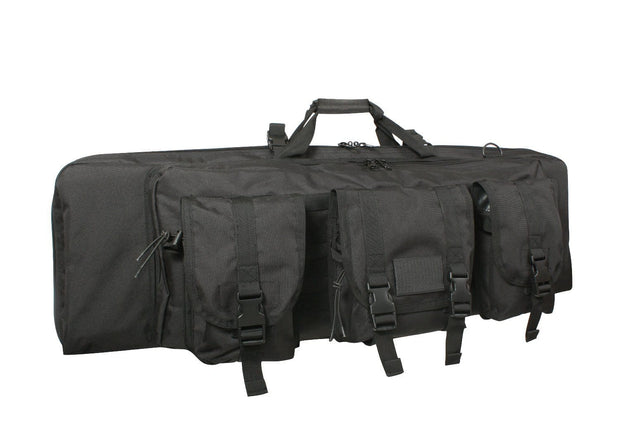 "Rothco 36"" Black Tactical Rifle Case"