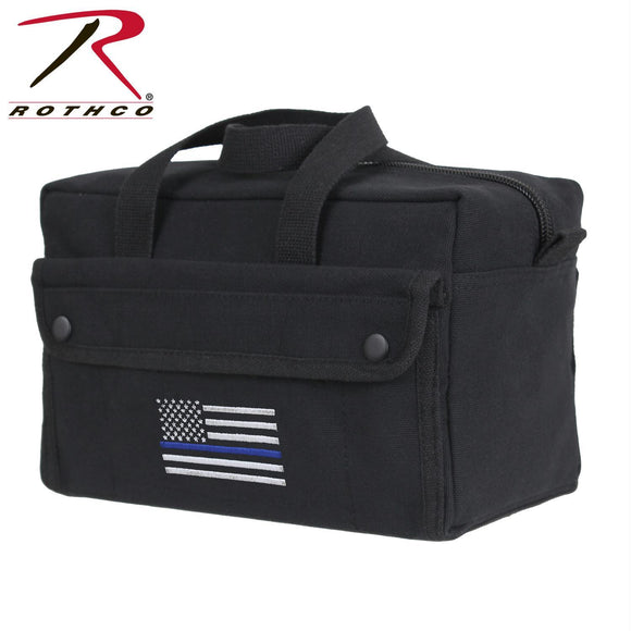 Rothco Thin Blue Line Mechanic Tool Bag
