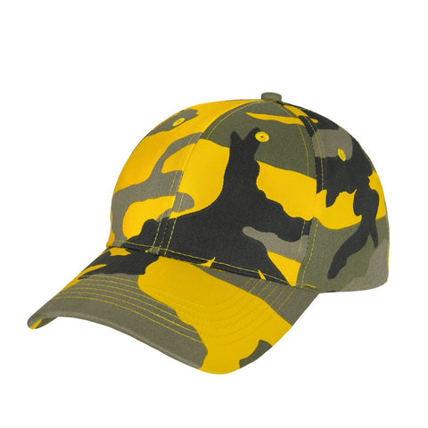 Rothco Color Camo Supreme Low Profile Cap