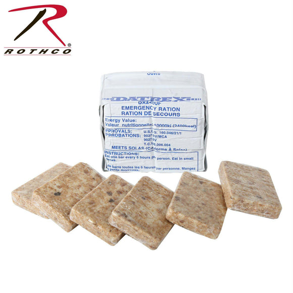 Datrex 2400 Calorie Emergency Food Ration