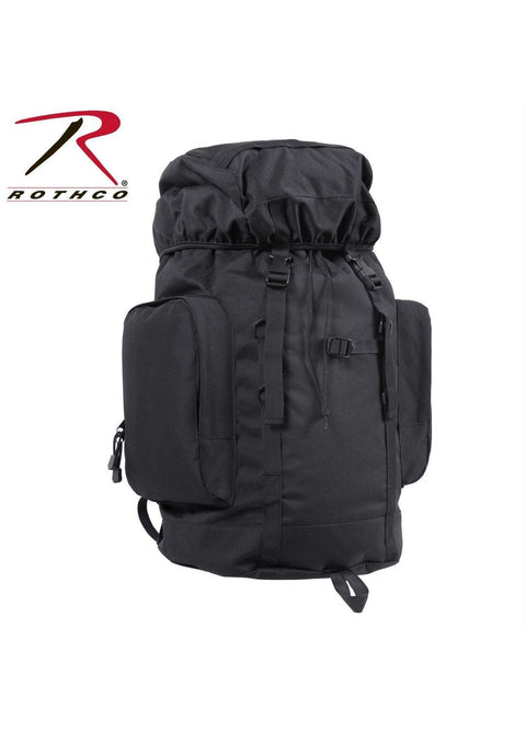 best Rothco 45L Tactical Backpack Black