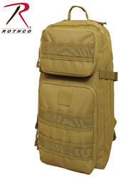 best Rothco Fast Mover Tactical Backpack Coyote Brown