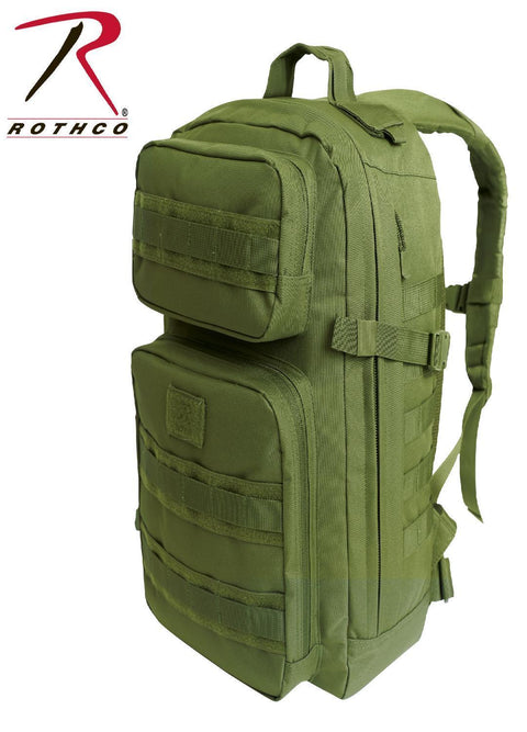 best Rothco Fast Mover Tactical Backpack Olive Drab