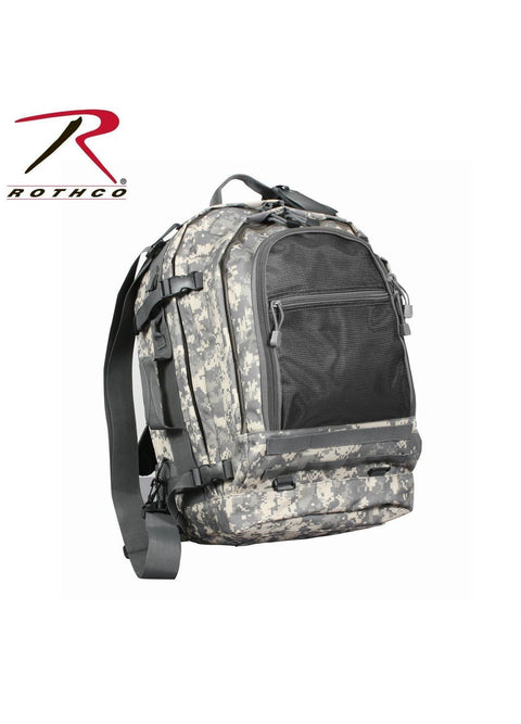 best Rothco Move Out Tactical/Travel Backpack ACU Digital Camo