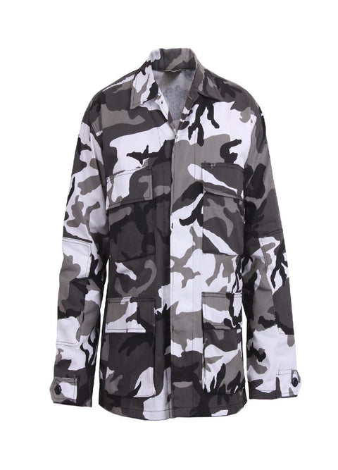 best Rothco Color Camo BDU Shirt