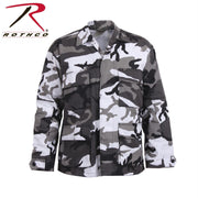 best Rothco Color Camo BDU Shirt City Camo XS
